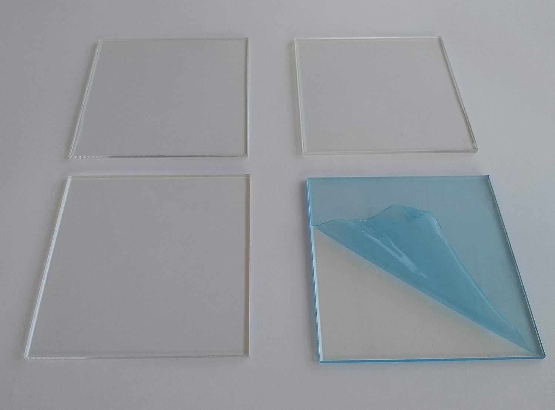 Metacrilato transparente 3 mm. 100 x 70 cm. - Diferentes tamaños ...