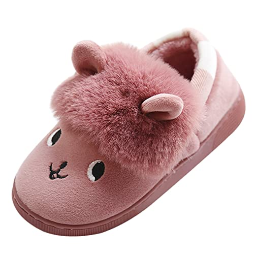 prezzo imbattibile nuovo stile e lusso nuovi prodotti per Pantofole Inverno Bambini Ciabatte Antiscivolo Cotone Scarpe ...
