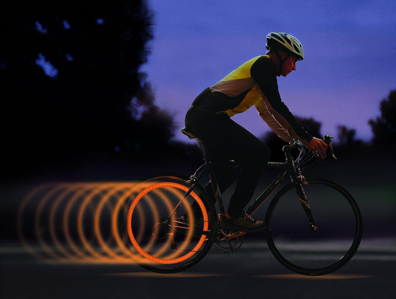 Nite Ize Spokelit LED Bike Light S Blue Uomo SpokeLitLED
