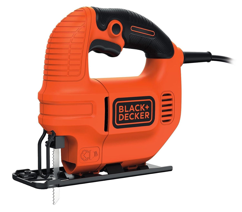 Blackdecker ks501 gb compact jigsaw with blade 400 w amazon blackdecker ks501 gb compact jigsaw with blade 400 w amazon diy tools greentooth Gallery