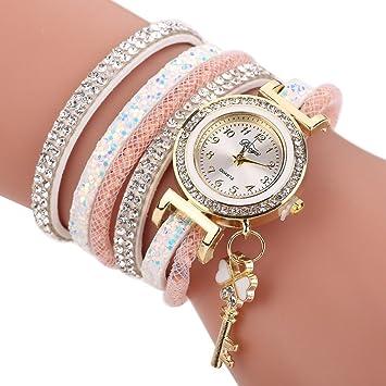 Orologi da donna Sonnena popolare orologio al quarzo bracciale di lusso  analogico da polso fbc27cfcf0e