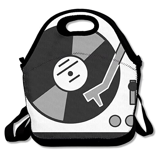 Tocadiscos DJ música disco de vinilo grande y grueso aislamiento ...