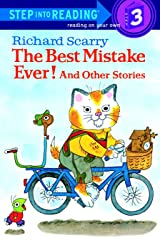 Richard Scarry's The Best Mistake Ever! and Other Stories (Step into Reading) Kindle Edition