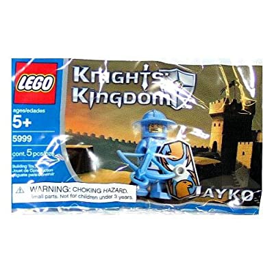 LEGO Knight's Kingdom Castle Jayko (5999): Toys & Games