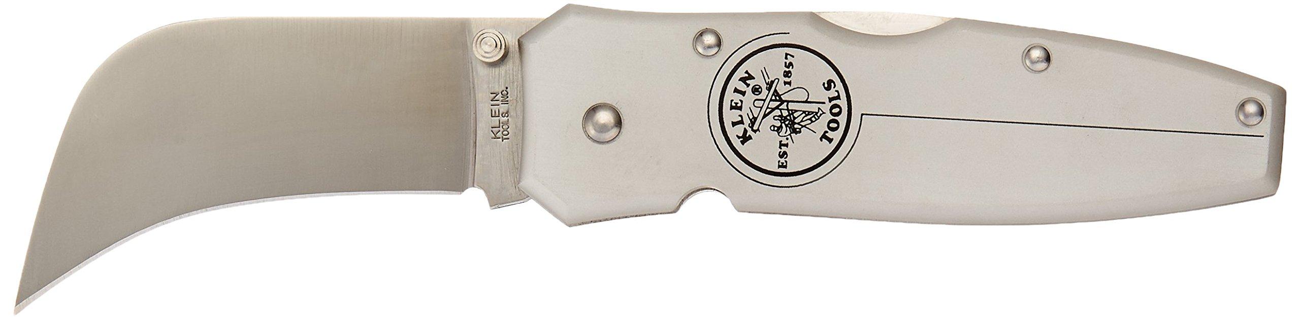 Lockback Knife 2-5/8-Inch Aluminum Handle Klein Tools 44006