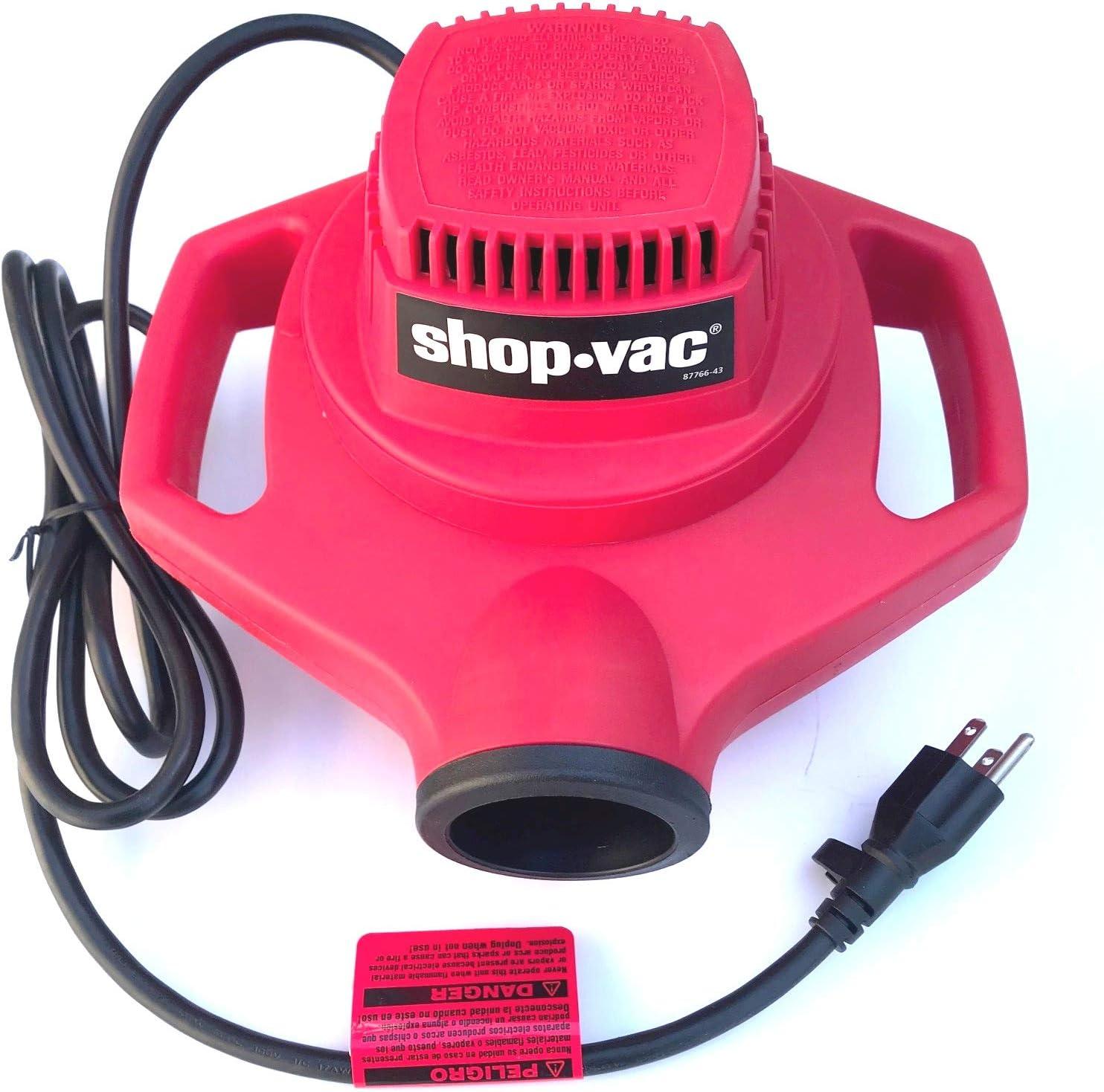 Shopvac Power Unit, Detachable 3331.5H #8694297