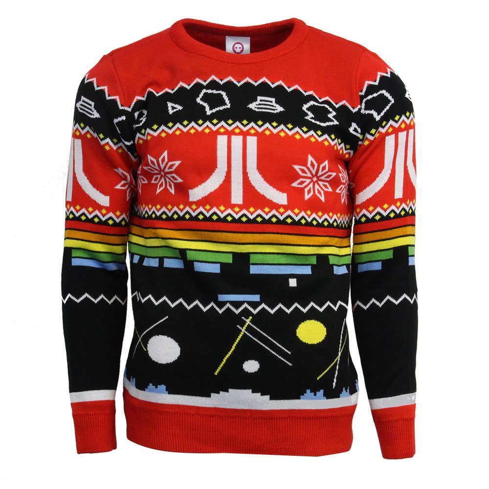 Numskull Official Atari Christmas Jumper/Ugly Sweater