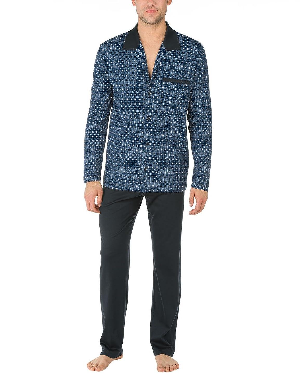 Calida Herren Zweiteiliger Schlafanzug Pyjama Mayfair
