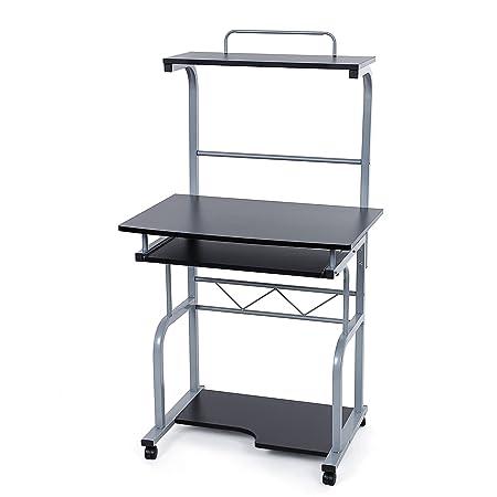 drawers furniture designer office desk filing portable medium size modern home of
