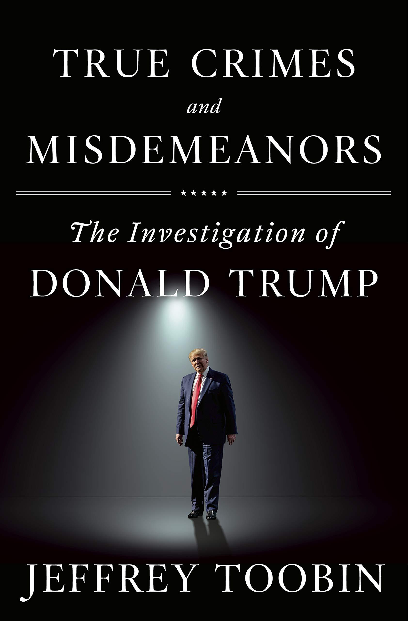 True Crimes and Misdemeanors: The Investigation of Donald Trump pdf epub