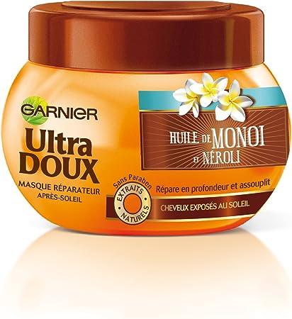 Garnier AlHuile de Monoi et Néroli - Mascarillas para el cabello, Pack de 2 x 300 ml: Amazon.es: Salud y cuidado personal