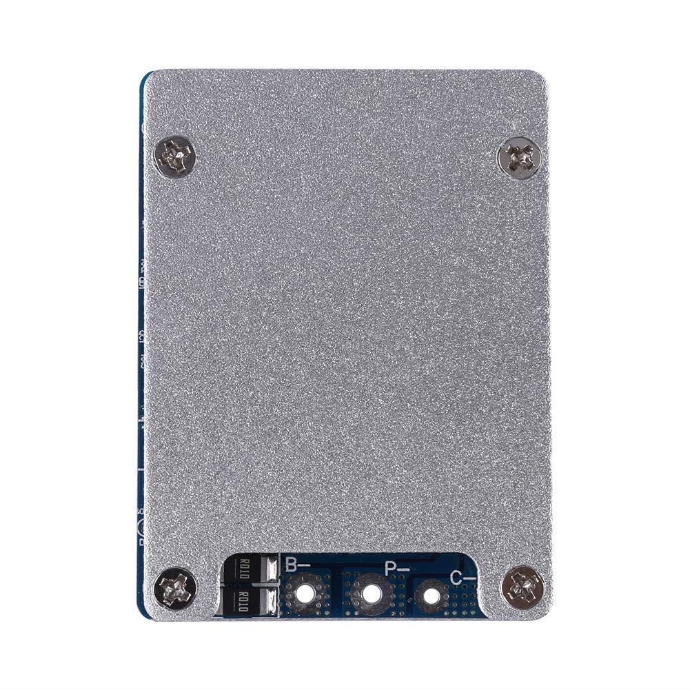 Fydun 13S 48V 20A Li-Ion Cell 18650 Batterieschutz BMS-Platine mit Balance-Funktion mit doppelter Schutzfunktion Lademodul-Schutzplatine