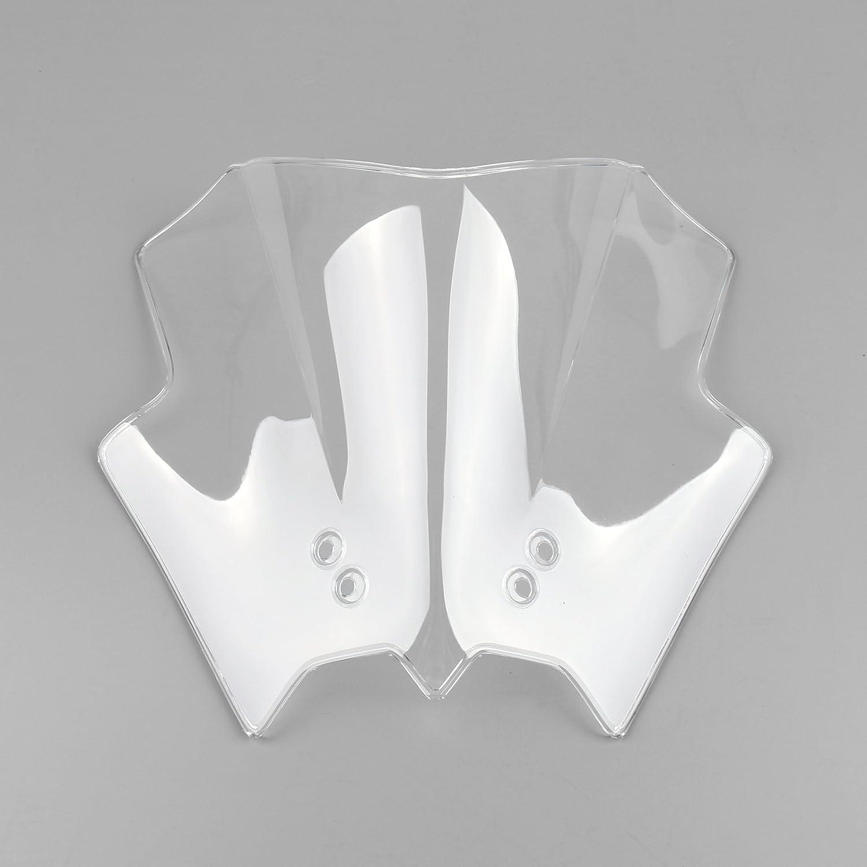 Artudatech Pare-brise en plastique pour moto K-T-M Duke 125 200 390 2013-2016