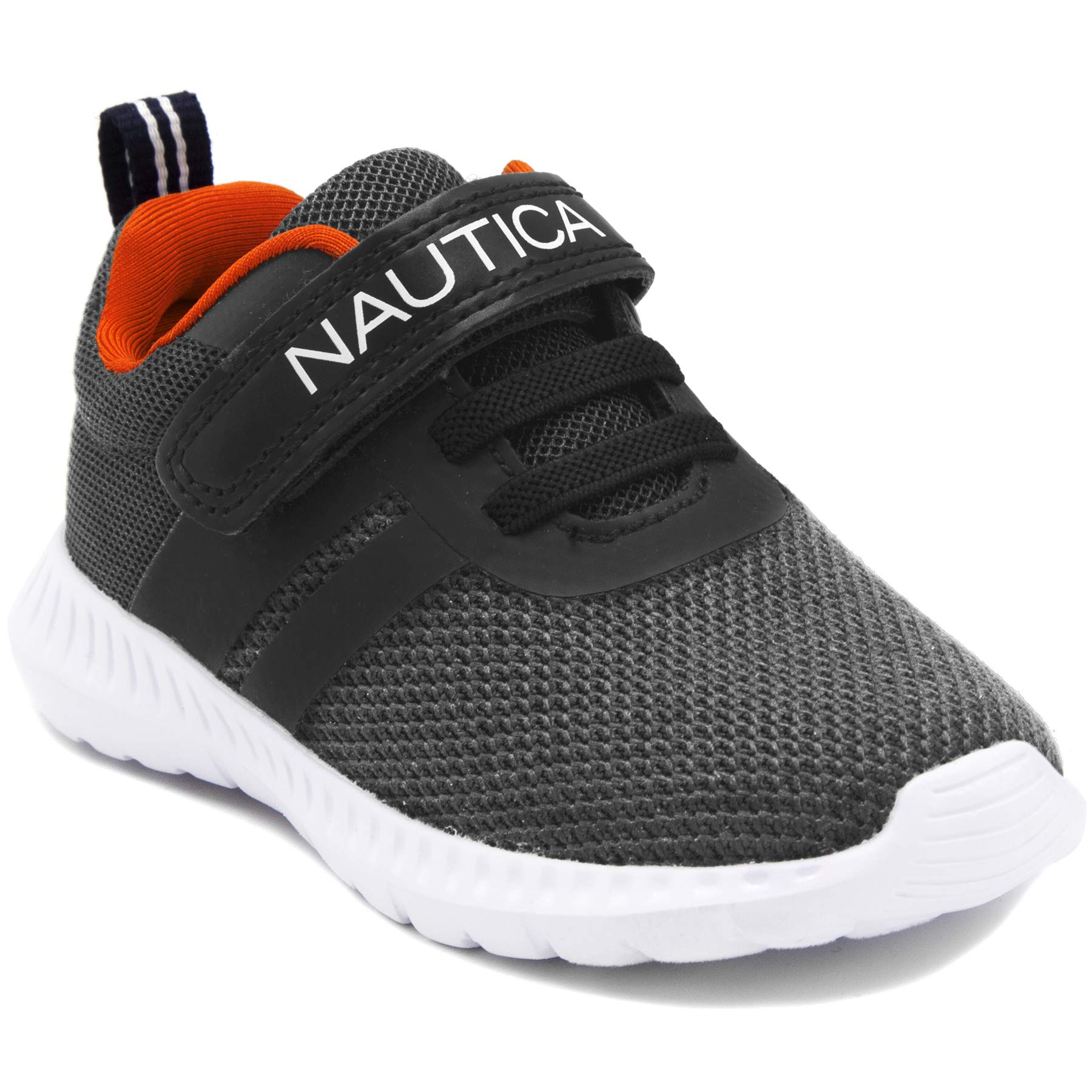 8a2c8b5e96 Galleon - Nautica Kids Boys Fashion Sneaker Athletic Running Shoe -Towhee-Grey-5