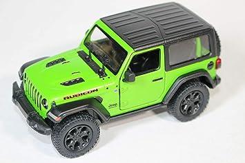 Green Jeep Wrangler >> 2018 Jeep Wrangler Rubicon Hard Top Green Kinsmart P B
