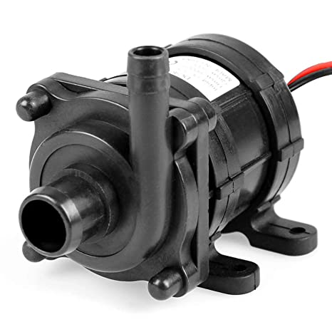 Relativ TSSS Brushless Mini Submersible Wasserpumpe 600L/H DC 12V 18W FC61