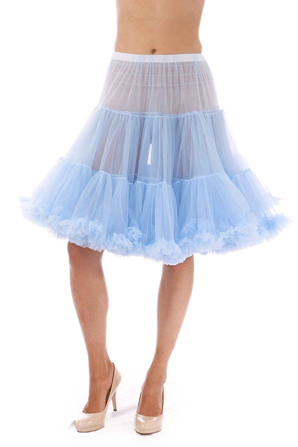 Ankle Length Square Dance Dresses