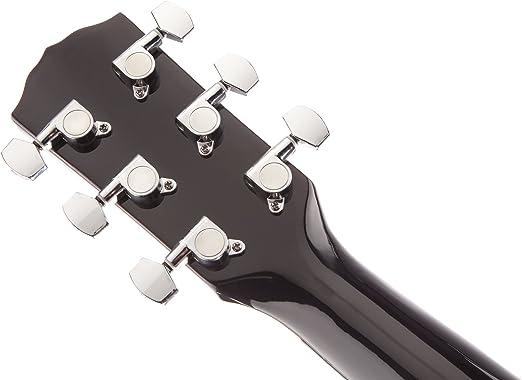 Fender FA-100 Dreadnought Guitarra Acústica Pack,: Amazon.es ...