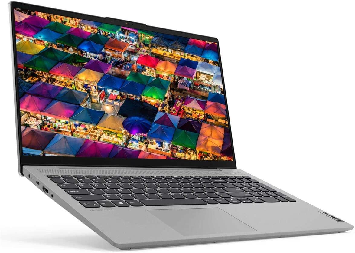 "Lenovo IdeaPad 5-15IIL05 81YK000SUS 15.6"" Notebook - 1920 x 1080 - Core i5 i5-1035G1 - 8 GB RAM - 256 GB SSD - Platinum Gray - Windows 10 Home 64-bit - Intel UHD Graphics - Twisted nematic (TN) -"