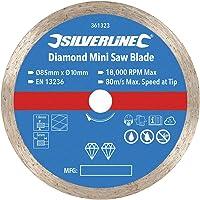 Silverline 361323 Disco de corte para mini sierra