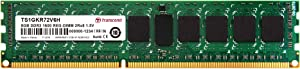 Transcend 8 GB DDR3 1600 (PC3 12800) RAM TS1GKR72V6H