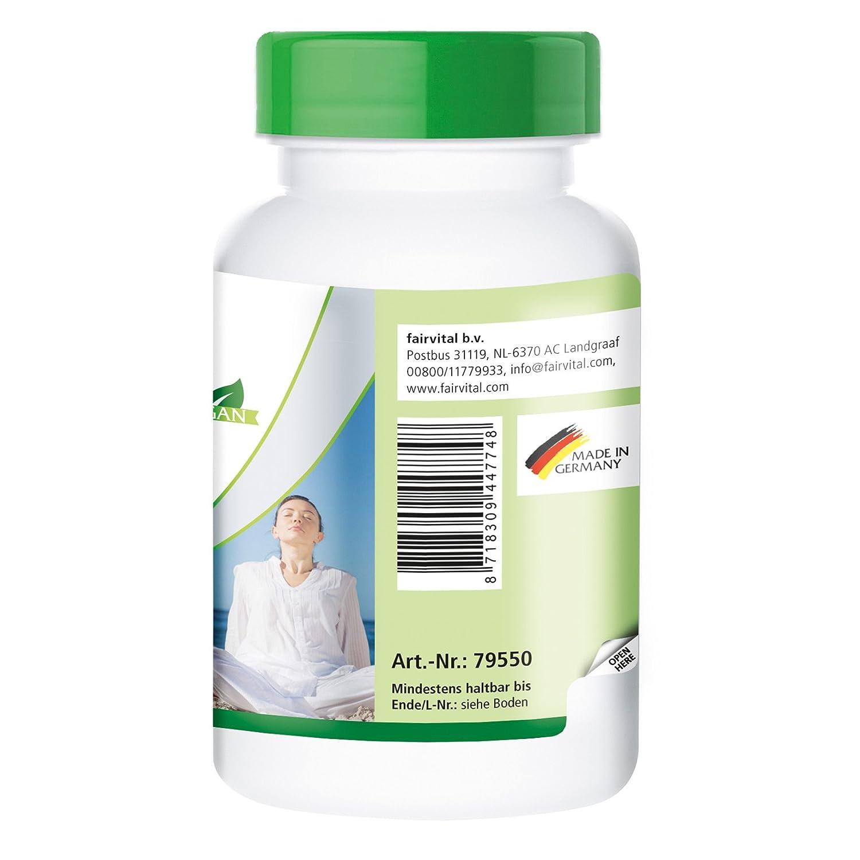 Algas Mix con hierba de cebada - Bote para 100 días - VEGANO - 500 comprimidos - Spirulina, Chlorella y hierba de cebada sin aditivos: Amazon.es: Salud y ...