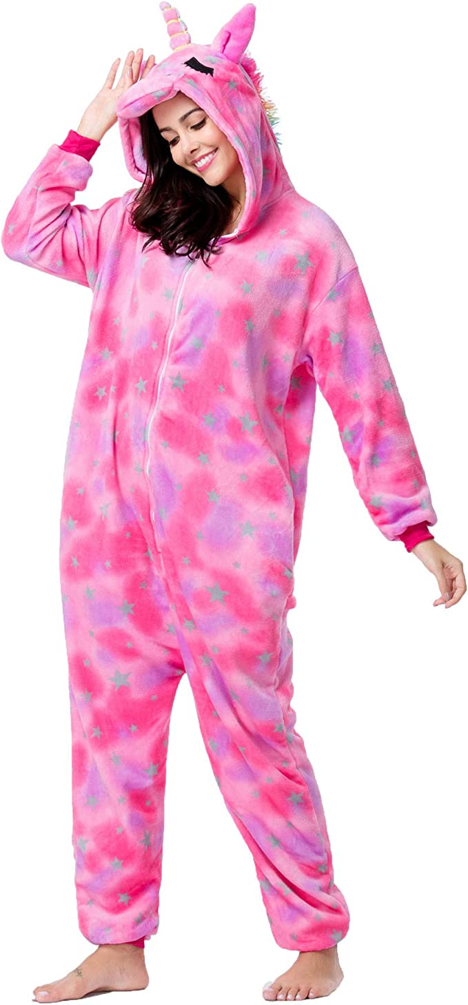 Onesie Pijamas,Pijama Infantil Unicornio uno en uno, Ropa de ...