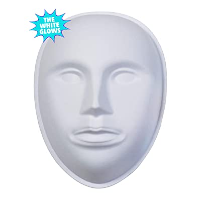 "Creativity Street Paperboard Mask, Face, 8"" x 5-3/4"", 1 Piece: Industrial & Scientific"
