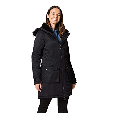 3e6d80e111e Regatta Women's Lucasta Waterproof and Breathable Insulated Jacket:  Amazon.co.uk: Clothing
