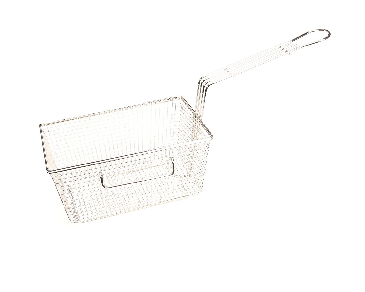 Grindmaster-Cecilware V095A Countertop Fryer Baskets with Left Hook Placement Metal Handles, 28-Pound