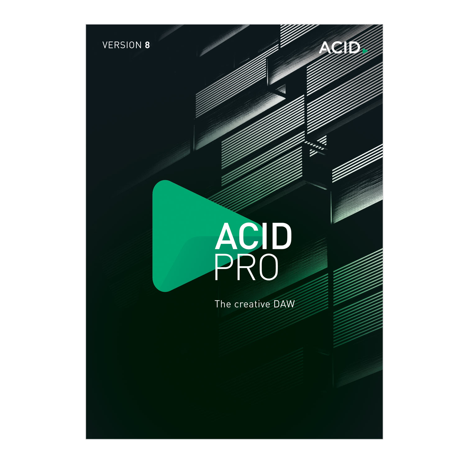 ACID Pro - Version 8 - Professional music production with ACIDized loops [Download]