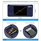 Handheld Game Console for Kids Adults, JJFUN RS-1