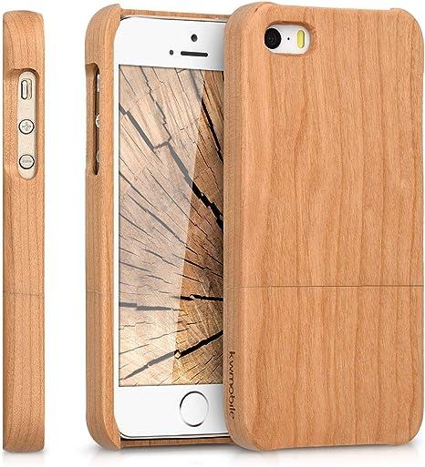 cover legno iphone 5
