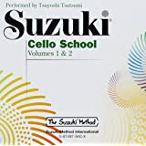 Suzuki Cello School CD 1+2: Performed by Tsuyoshi Tsutsumi (Suzuki Method)