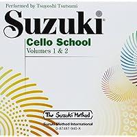 Suzuki Cello School, Volumes 1&2: Performed by Tsutsumi