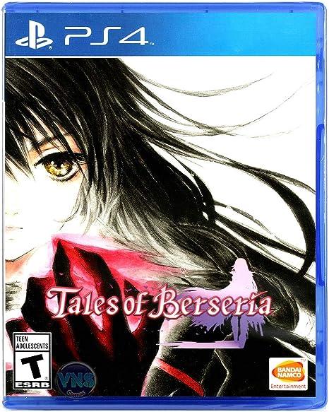 Namco Bandai Games Tales of Berseria Básico PlayStation 4 Inglés ...