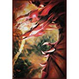 (50) Yu-Gi-Oh Standard Size Slifer The Sky Dragon Card Sleeves 62x89mm #51 50 Pieces