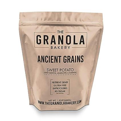 Granola Bakery – Granola de papa dulce de grano antiguo ...