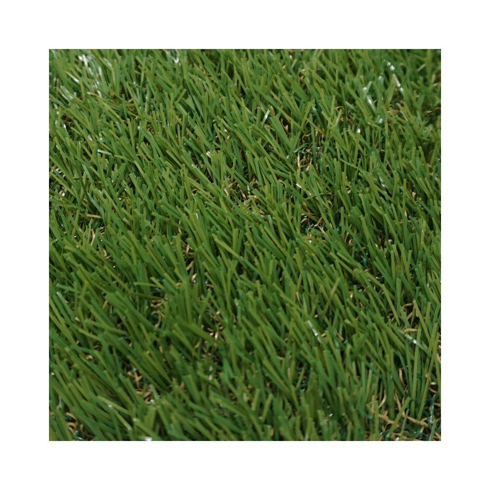 人工芝 いつでもGreen 芝の長さ30mm JQ《メーカー直送品》 ▼幅1m×長さ10m レギュラータイプ B06XC3RN6K 11664 幅1m×長さ10m|グリーン グリーン 幅1m×長さ10m