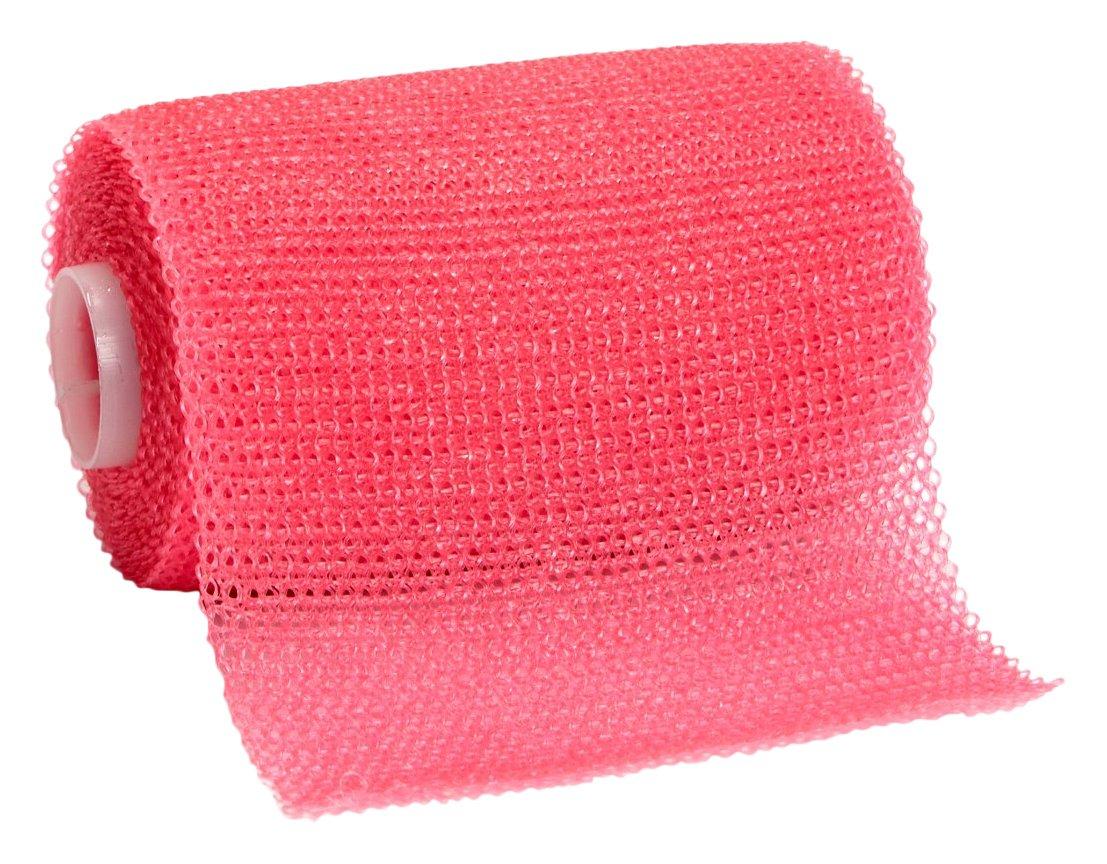 3M Scotchcast 82003X Plus Casting Tape, Bright Pink 3'' x 4 Yard (Pack of 10)