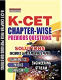 K-CET CHAPTERWISE PREVIOUS QUESTIONS WITH SOLUTIONS