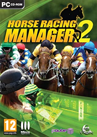 Amazon Com Horse Racing Manager 2 Pc Cd Video Games
