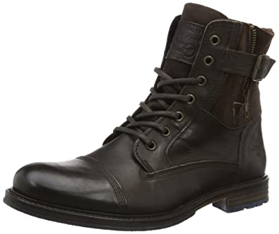 super populaire 4ed36 5aa7c Mustang Men's 4890-503 Ankle Boots