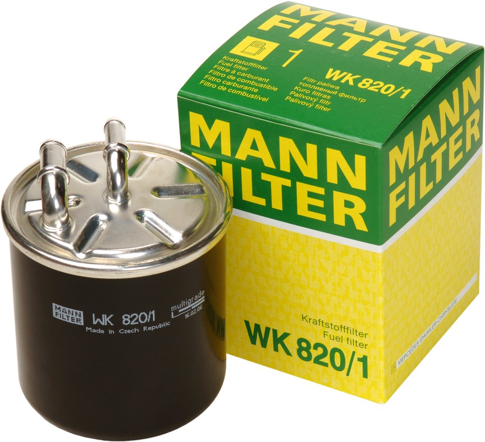 Mann Filter Wk 820 1 Fuel Automotive 2003 Jeep Wrangler Location