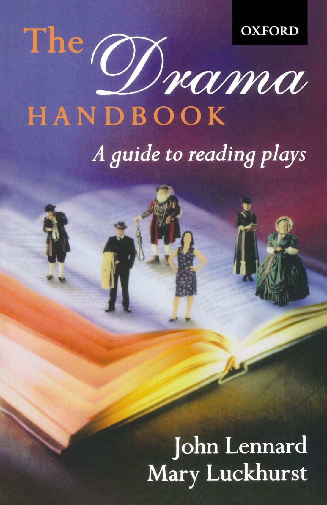 The Drama Handbook:  A Guide to Reading Plays ebook
