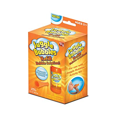 Juggle Bubbles Refill: Toys & Games