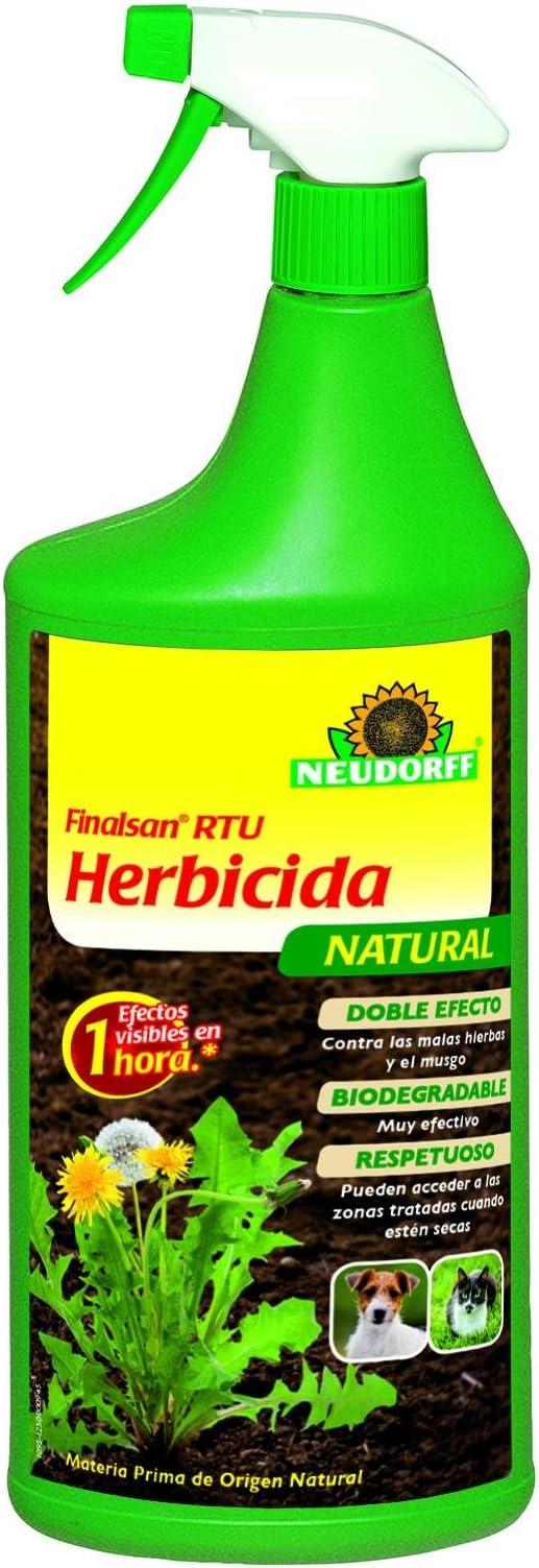 Neudorff Finalsan Herbicida Natural, Amarillo, 31.4x6.3x10.9 cm ...