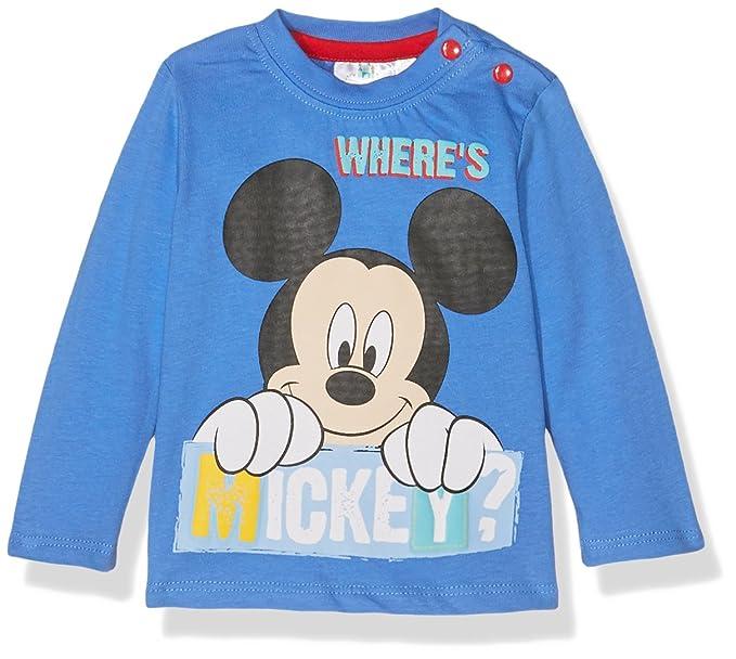 Disney Baby-Jungen T-Shirt