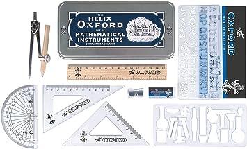 Helix Oxford Vintage Maths Set