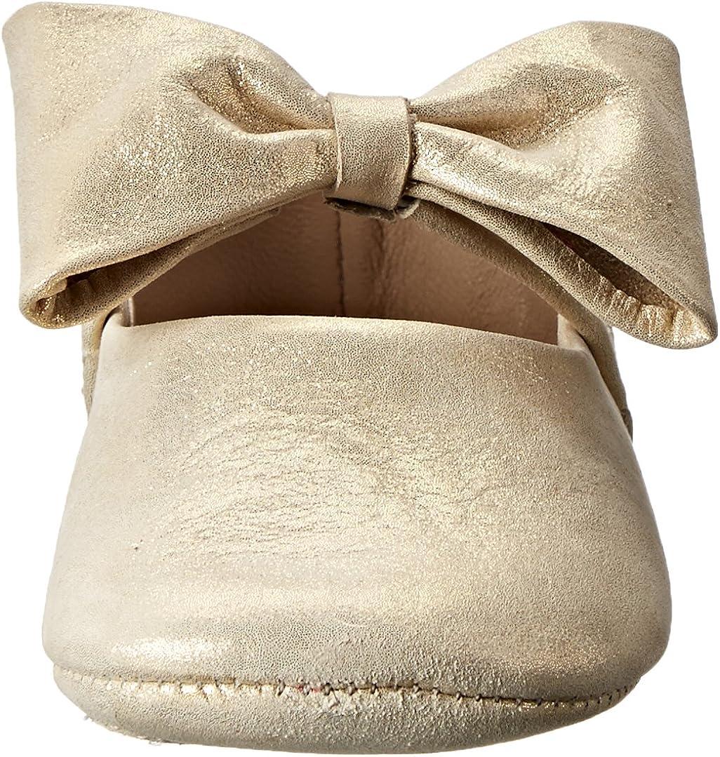 K Crib Shoe Elephantito Kids Ballerina Baby with Bow